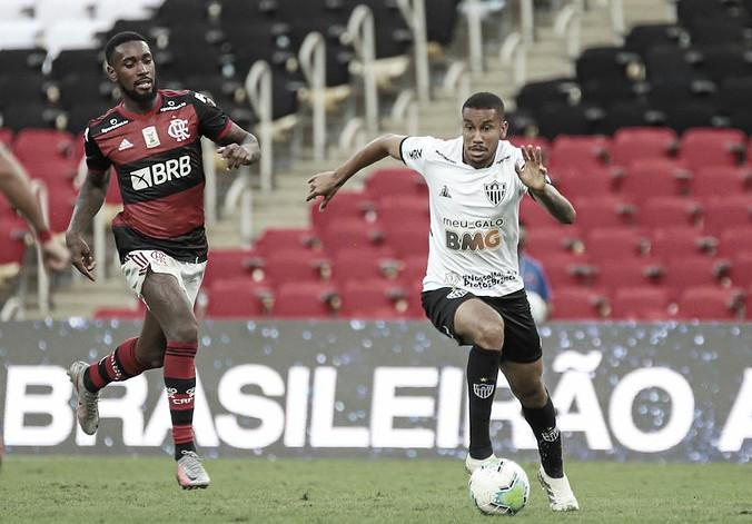 Gols e melhores momentos de Atlético-MG 4 x 0 Flamengo pelo Campeonato Brasileiro 2020