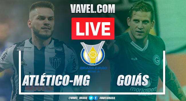 Gols e melhores momentos Atlético-MG 3x0 Goiás pelo Campeonato Brasileiro