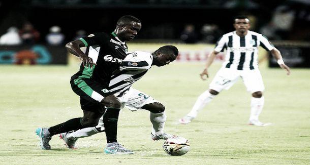 El clásico verde fue para Atlético Nacional