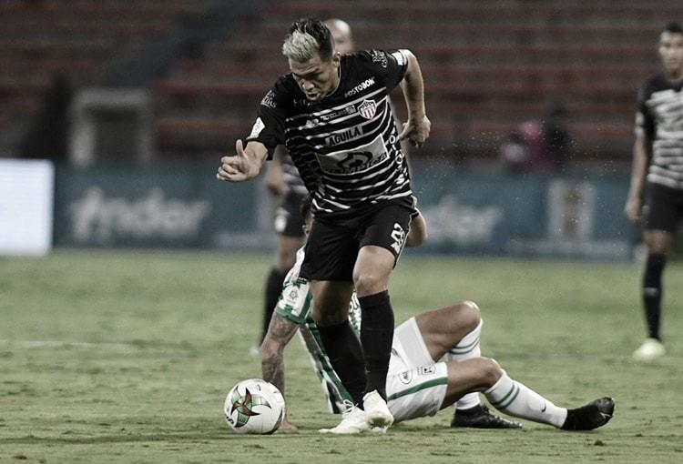 Puntuaciones de Junior de Barranquilla tras su derrota ante Atlético Nacional