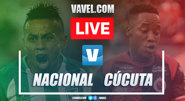 Atlético Nacional vs Cúcuta Deportivo: Live Stream Online TV Updates and How to Watch Cuadrangulares Liga Águila - VAVEL.com
