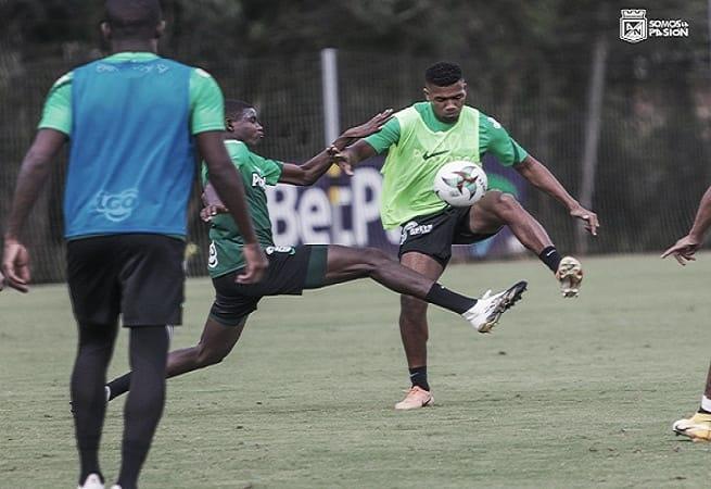 Los 'verdolagas' convocados por Guimarães para el partido ante el Deportivo Pasto