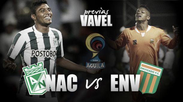 Atlético Nacional vs. Envigado F.C.: compromiso para una sola tonalidad