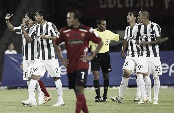 Atlético Nacional - Independiente Medellín: el verde va por la cima