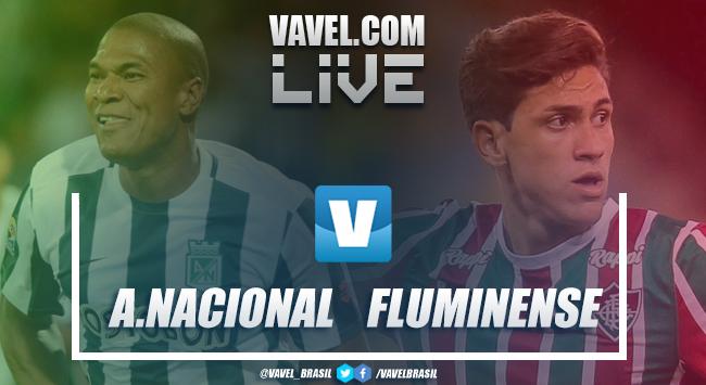 Resultado Atlético Nacional 1 x 0 Fluminense pela Copa Sul-Americana 2019