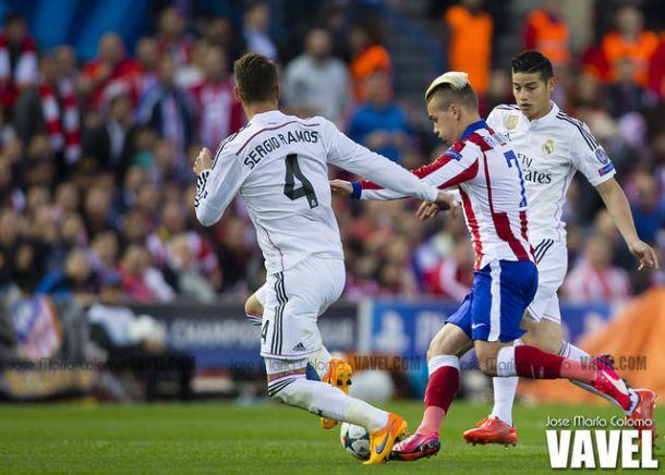 El primer derbi Atlético - Real Madrid, el 4 de octubre a las 20:30