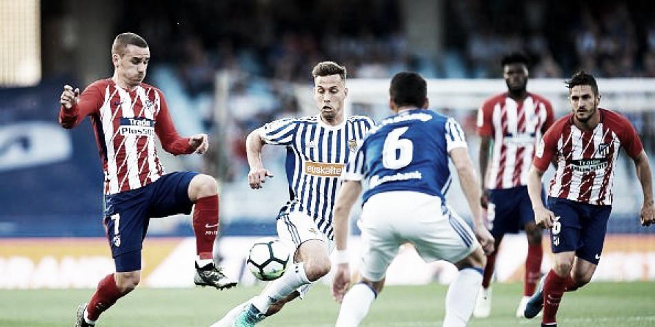 Previa Real Sociedad - Atlético de Madrid: la victoria para seguir en línea