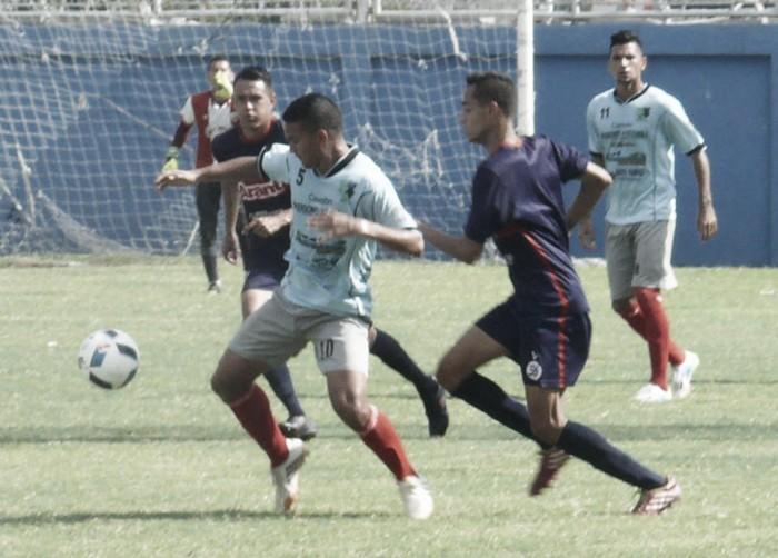 """Giovanny Pérez: """"Prácticamente todo el partido lo jugamos en su campo, perdimos por un error nuestro"""""""