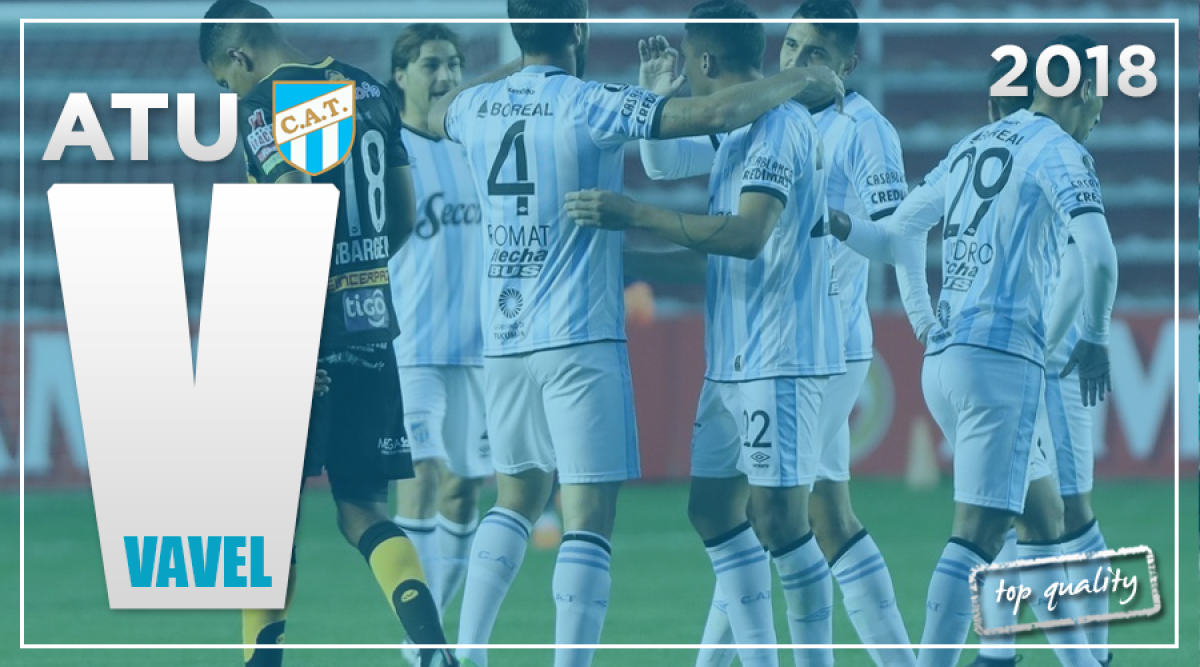 Guía Atlético Tucumán Superliga 2018/19: el gigante del Norte