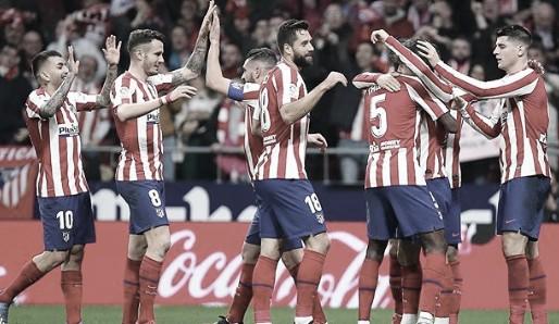Atlético de Madrid derrota Villareal de virada e sobe para terceira colocação do Espanhol