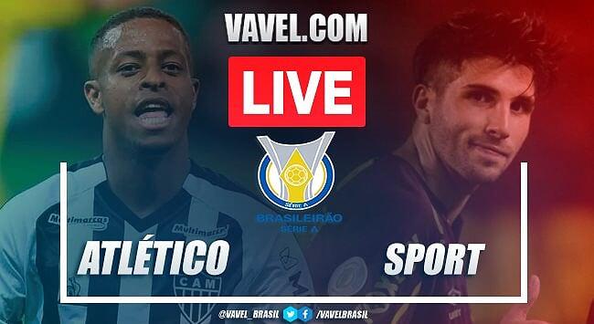 Melhores momentos de Atlético-MG 0 x 0 Sport pelo Campeonato Brasileiro 2020