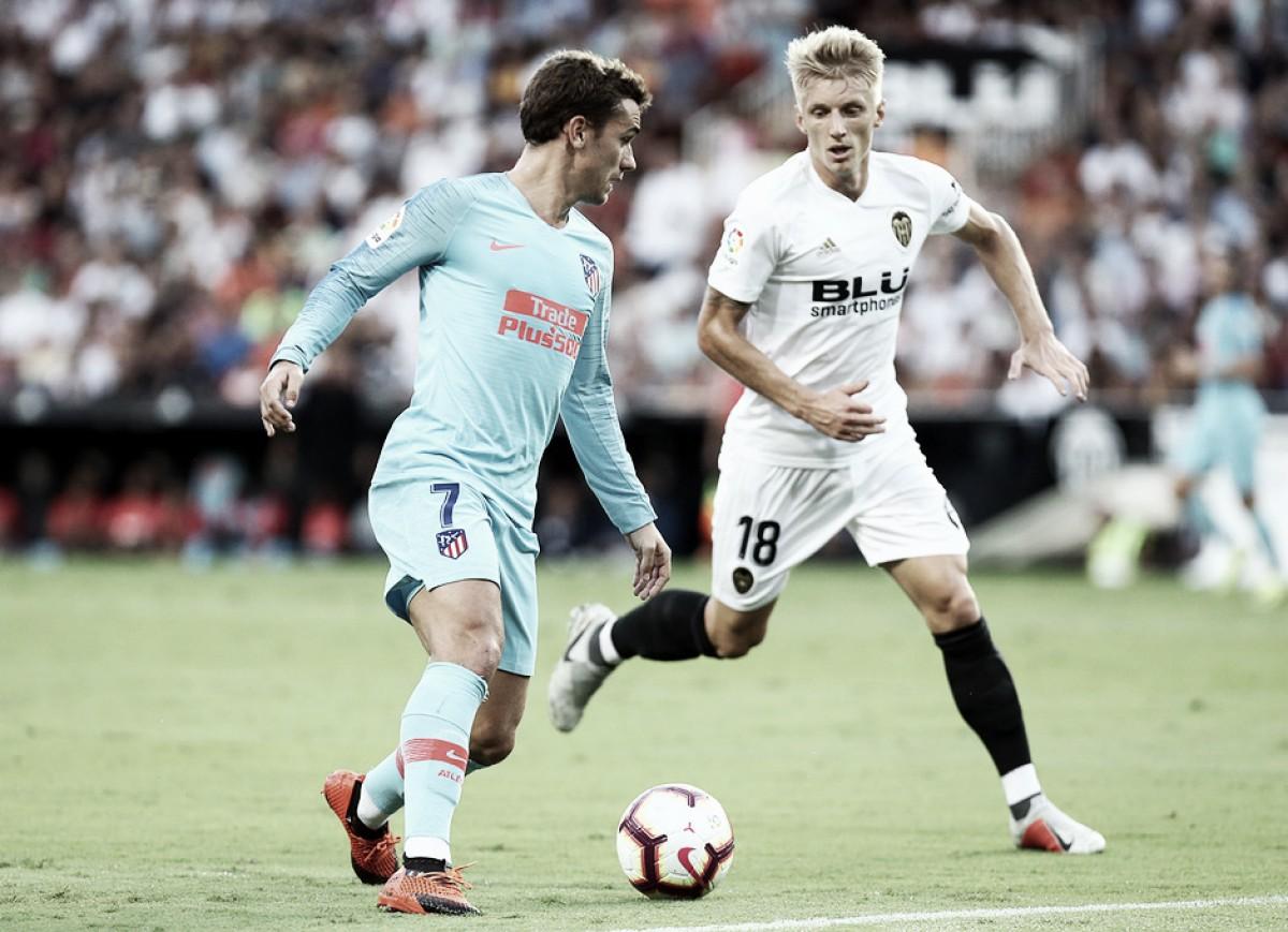"""Marcelino vê Valencia superior ao Atlético em empate: """"Estou orgulhoso"""""""