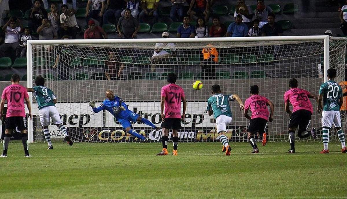 Desde los once pasos, Zacatepec alcanza los cuartos de Final