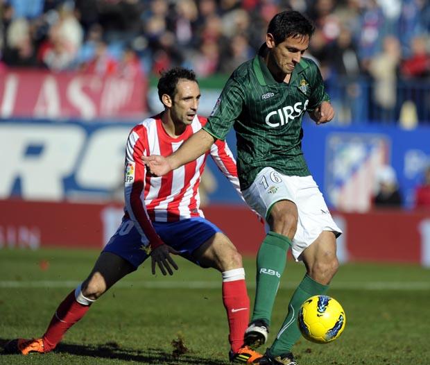 Oficial: aplazado el Betis - Atlético de Madrid