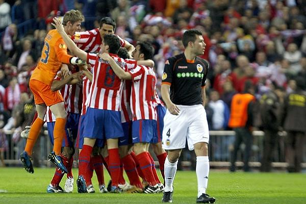 Valencia - Atlético de Madrid: Una rivalidad moderna