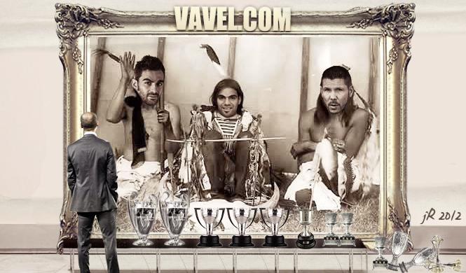 Atlético de Madrid-Barcelona: Partido para soñar en el Calderón