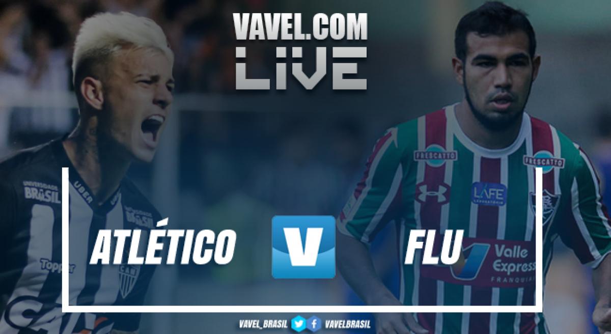 RESULTADO Atlético-MG x Fluminense no Campeonato Brasileiro 2018 (5-2)