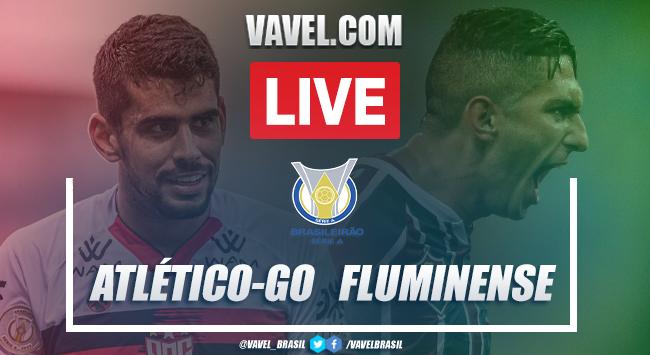 Gols e melhores momentos de Atlético-GO 2x1 Fluminense