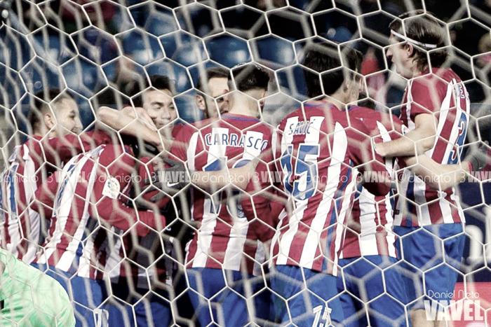 El mejor gol del Atlético de Madrid 2016/2017