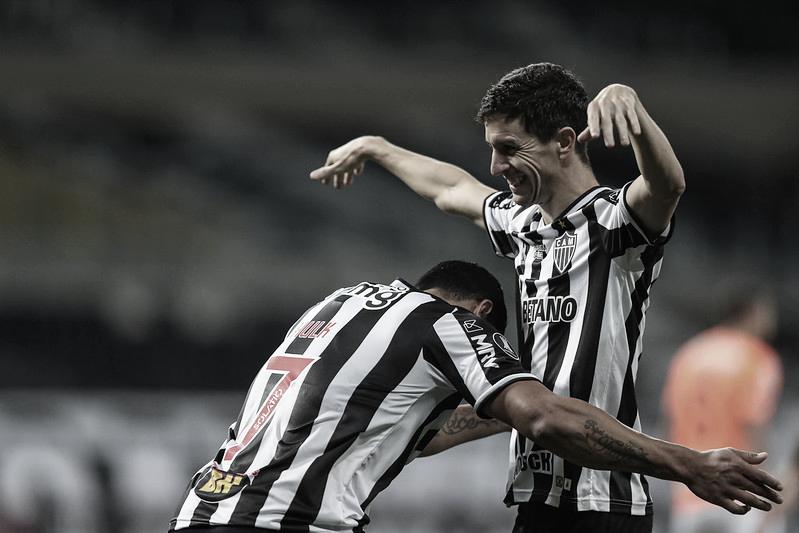 Atlético-MG goleia La Guaira na Libertadores e se torna melhor campanha da competição