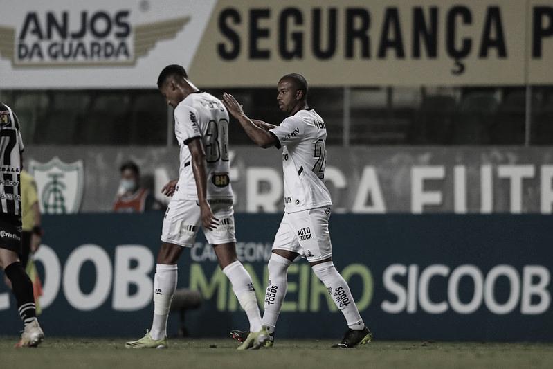 Em gol de falta, Mariano define vitória simples do Atlético-MG sobre Athletic Club
