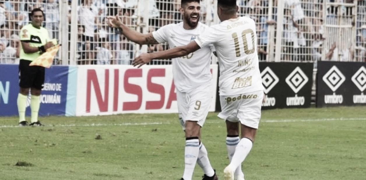 Atlético Tucumán, un rival duro