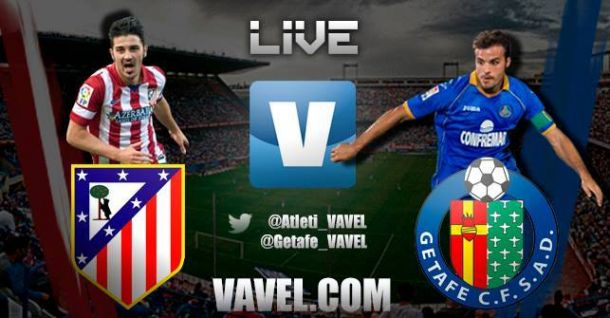Atletico Madrid Vs Getafe Marcador En Vivo