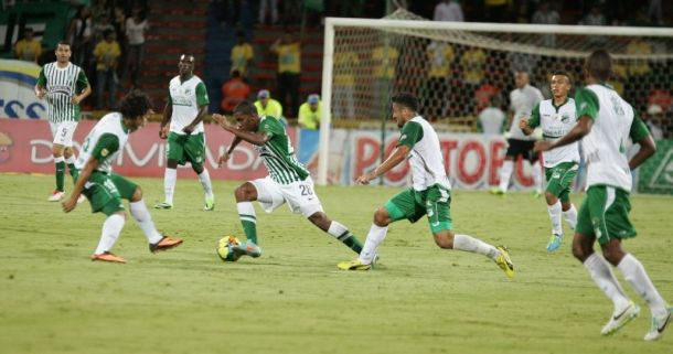 Resultado Nacional - Cali en la final Liga Postobón 2013 (2-0)