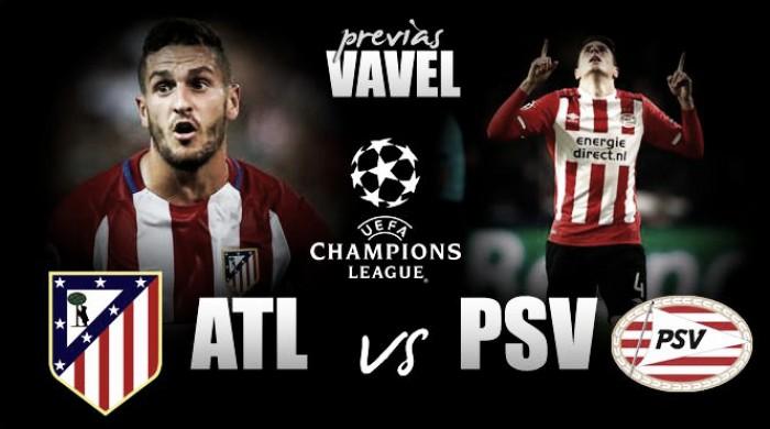 Champions League - L'Atletico Madrid attende il PSV al Calderon