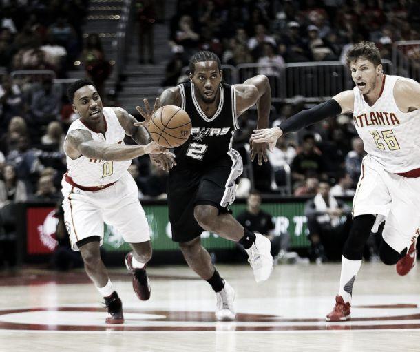 NBA preseason: Atlanta è perfetta, Spurs ancora ko. Detroit sbanca Chicago