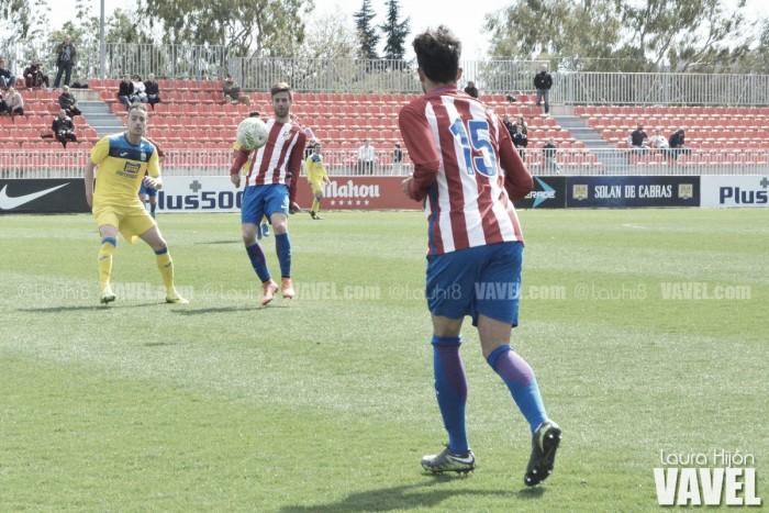 El Atlético B vuelve a la carga