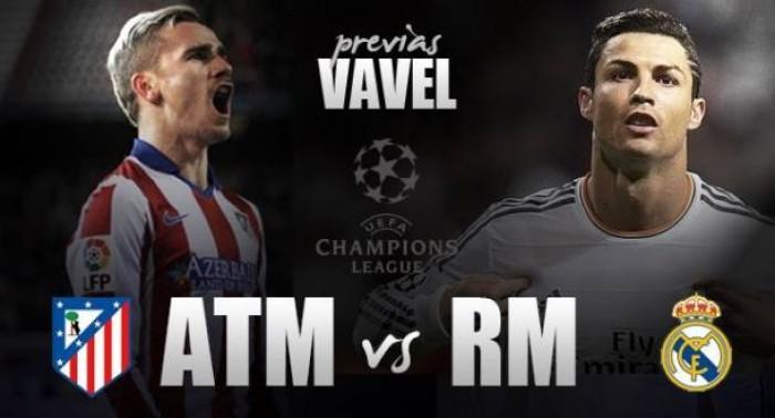 Atletico vs Real, Madrid elegge l'anti-Barcellona