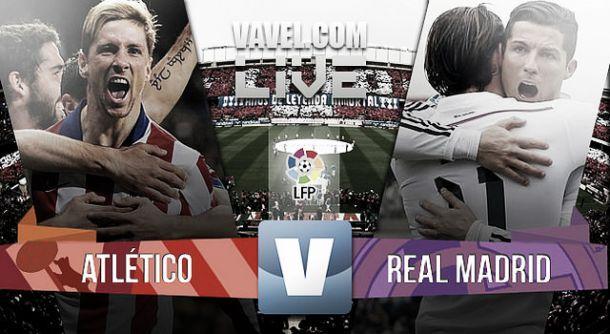 Atletico Madrid x Real Madrid    La Liga (4-0)