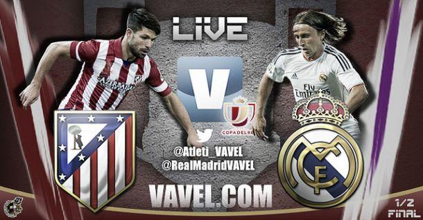Copa del Rey : Live Atlético Madrid vs Real Madrid, le match en direct