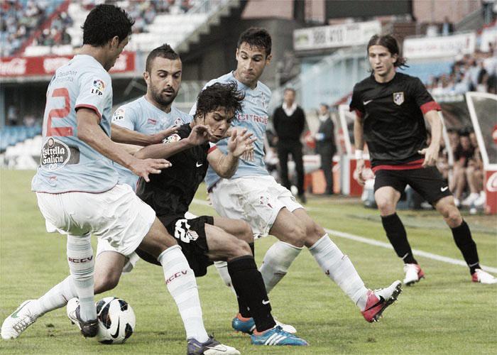 Atlético de Madrid - Celta: duelo de estilos en el Calderón