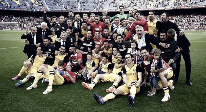Los precedentes del Atlético-Barcelona