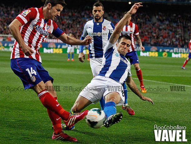 At.Madrid- Espanyol: escenario difícil para intentar seguir la buena racha