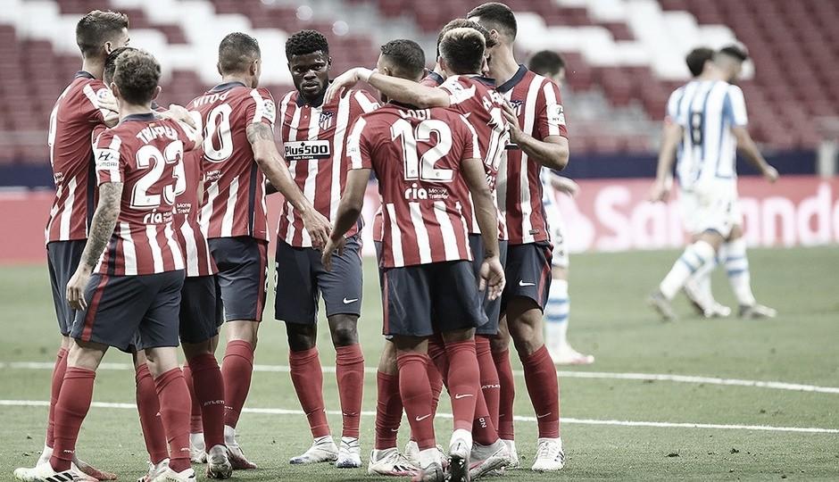 Previa del Real Sociedad vs Atlético de Madrid: duelo por el liderato