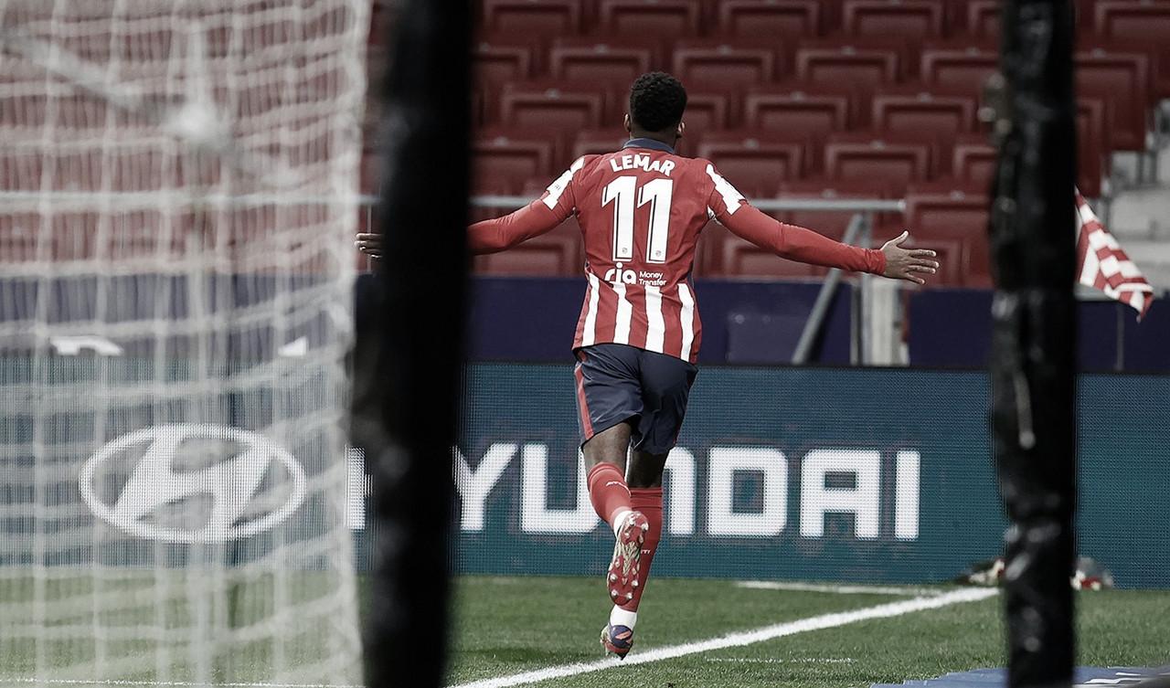 Atlético de Madrid vence Valladolid e segue invicto em La Liga