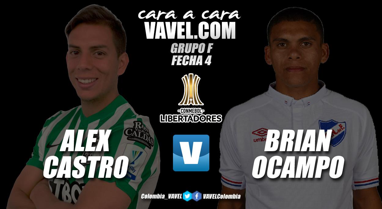 Cara a cara: Alex Castro vs. Brian Ocampo
