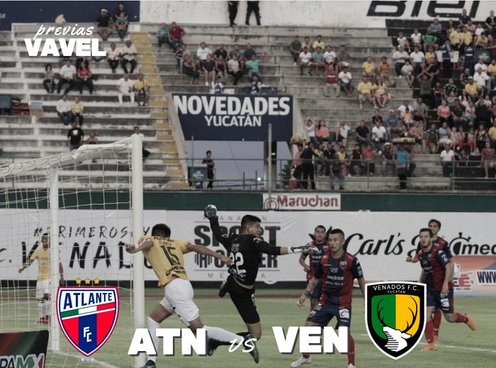 Previa Atlante - Venados: el Potro se despide de la Copa MX