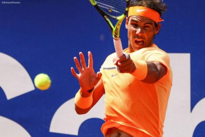 ATP Barcellona: Fognini cede con onore ad un super Nadal
