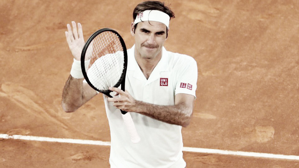 Federer alcanzó las 1.200 victorias