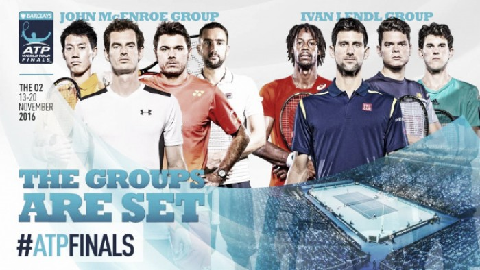 Guia VAVEL do ATP Finals 2016
