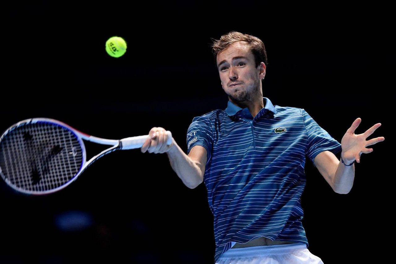 """Nitto ATP Finals: Daniil Medvedev """"was missing something mentally"""" in loss to Stefanos Tstisipas"""