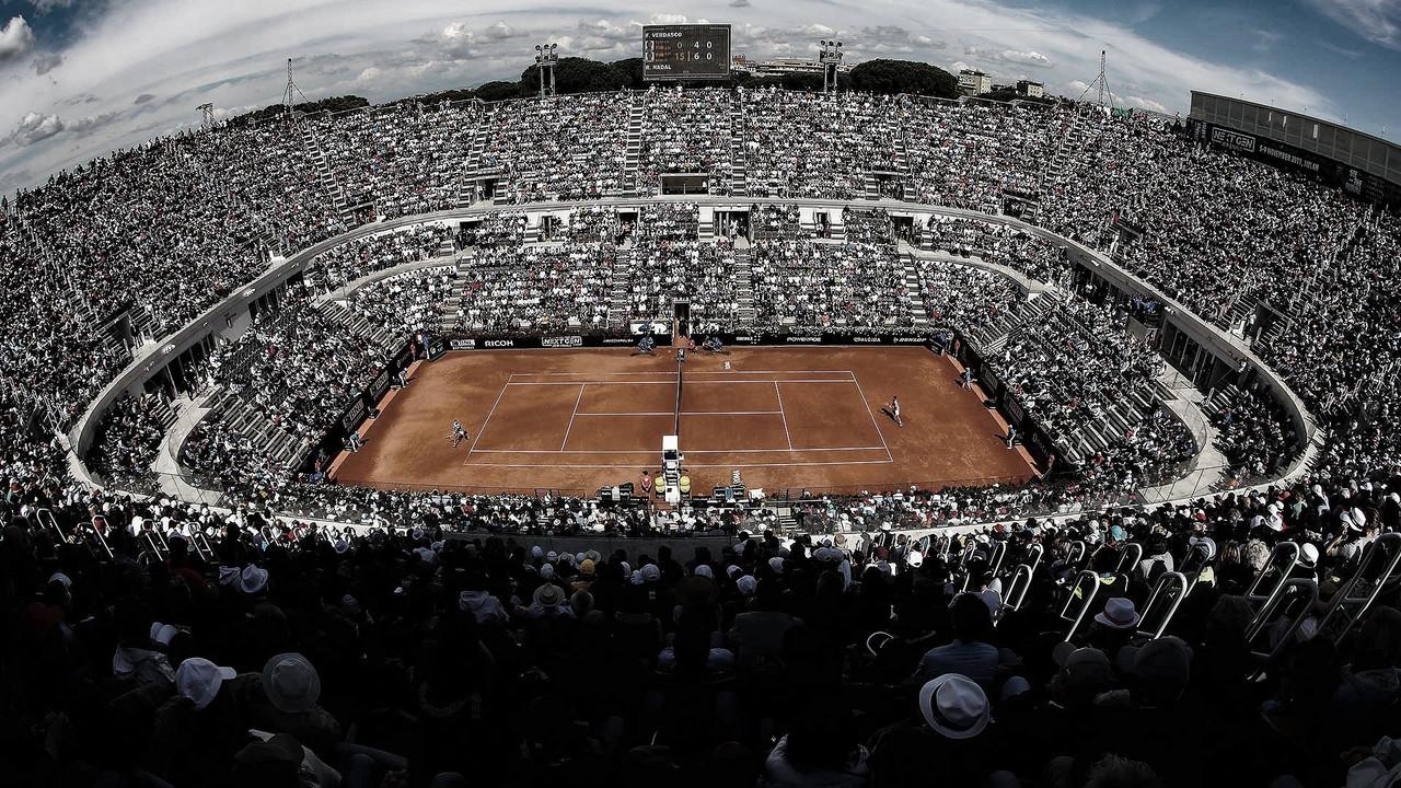 La ATP ofrece al Master 1000 de Roma aumentar el torneo