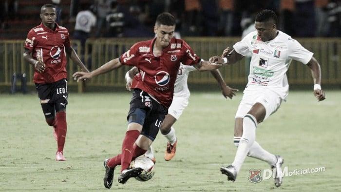 "Eduard Atuesta: ""Es un partido importante, frente a un gran equipo"""