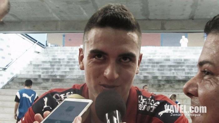 """Eduard Atuesta: """"Va a ser difícil y peligroso por el hambre y las ganas que tiene Junior de salir del bache"""""""