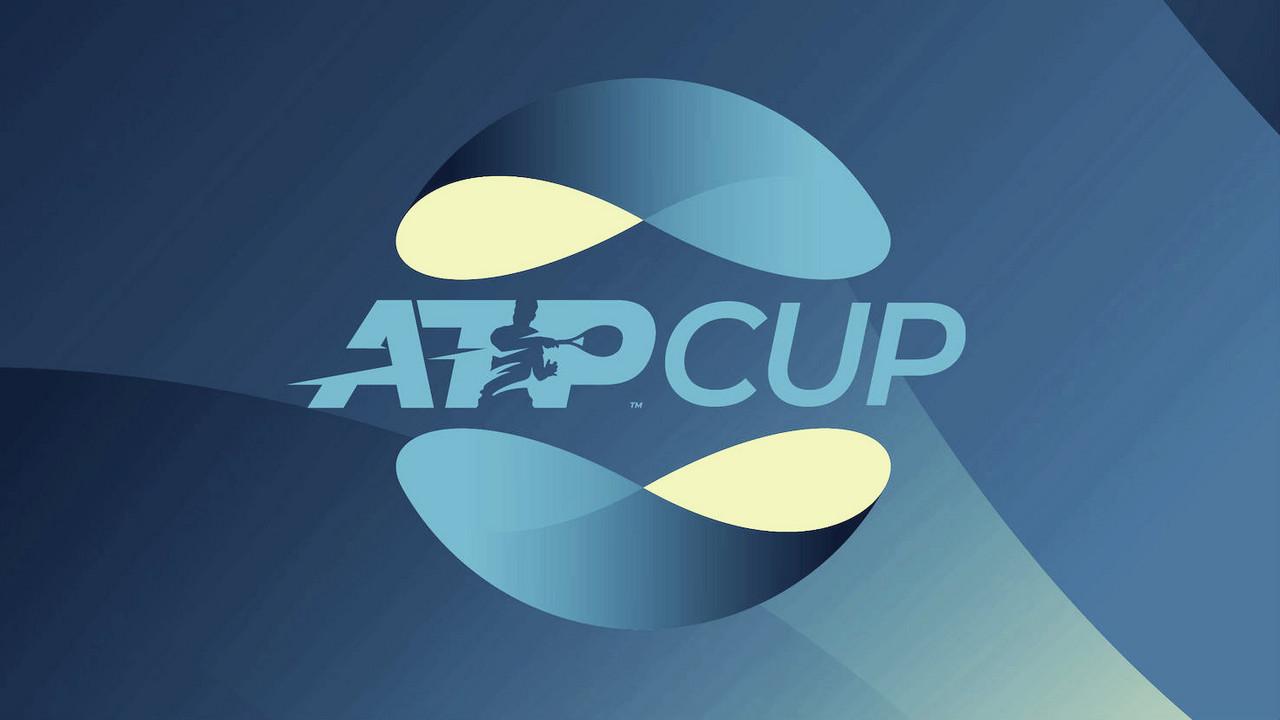 Todo listo para el arranque de la ATP Cup