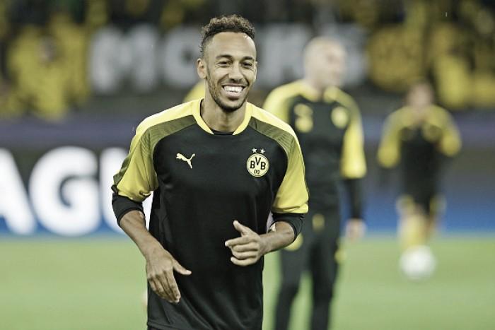 """Aubameyang descarta ida à Premier League: """"Nunca me atraiu"""""""